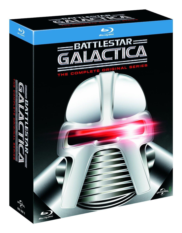 Battlestar Galactica - The Complete Original Series (Import) [Blu-ray]