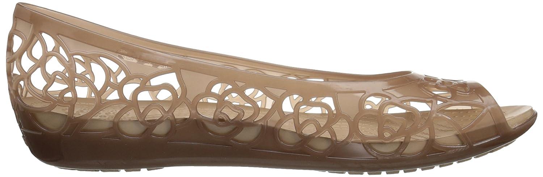 Crocs Womens Isabella Jelly Flat