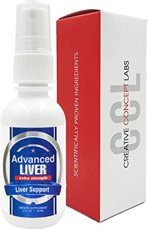 CCL Advanced Liver Supplement. Most Effective Delivery W/Advanced Absorption Technology. Liquid More Effective Than Pills, Powders, Capsules. Ultimate Regenerator.