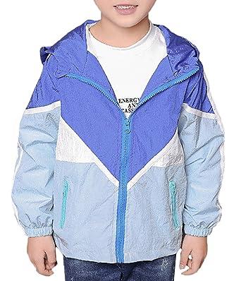 b30b538ddcb3a8 Snoneジャケット 子供 男の子 ウインドブレーカー 春 秋 キッズコート ボーイズ フード付き パーカー ジャンパー 防風