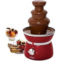Salton Mini 3-Tier Chocolate Fondue Fountain