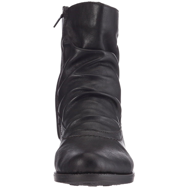Rieker Damen 76672-00 Klassische Halbstiefel   Stiefeletten, (schwarz 00),  36 EU  Amazon.de  Schuhe   Handtaschen bb30f562ad