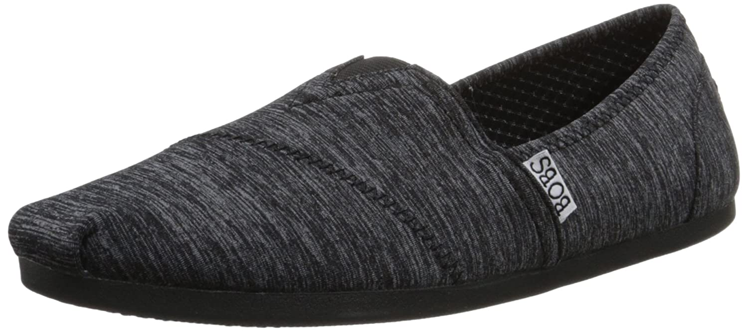 Bobs Aus Skechers Kuuml;hlung Luxus Schuh  41 EU|Black Heather