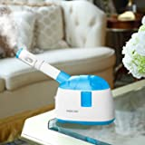 KINGDOMCARES Nano Ionic Facial Steamer Protable Cool Mist Interior Moisturizing Humidifier Cleaning Pores clear blackheads Acne Facial Sauna Auto Shut-off Sprayer Spa Quality Skin Care Face Steamer