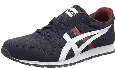 ASICS Onitsukatiger Temp Racer D408N 0150 (3.5 UK 37 UE, blanco/azul marino): Amazon.es: Zapatos y complementos