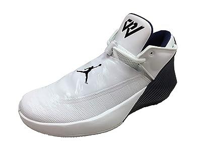 387e75b8b3873 Nike Men s Jordan Why Not Zero.1 Low White Black Midnight Russell