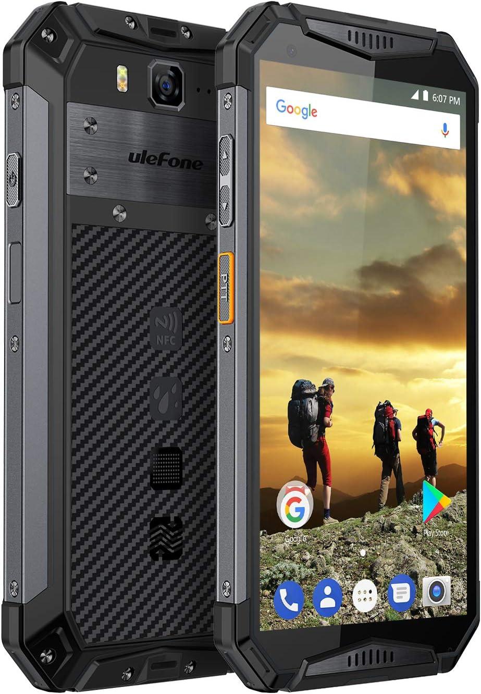 Ulefone Armor 3, IP68 Smartphone Libre Resistente 4G Outdoor ...