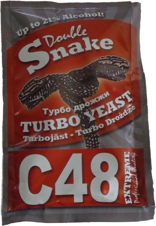 Double Snake C48 Turbo