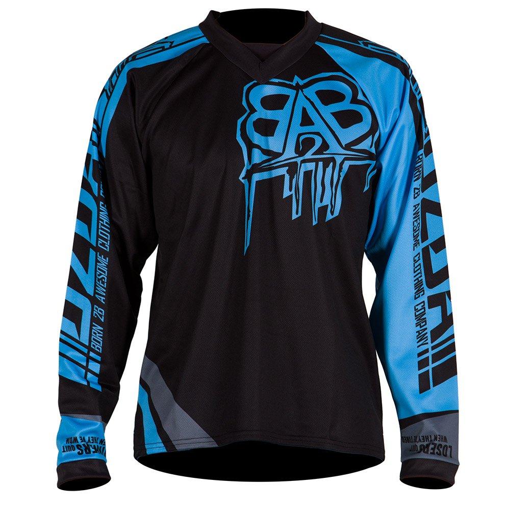 Born 2B Awesome Race Jersey DH 4X MX Enduro MTB
