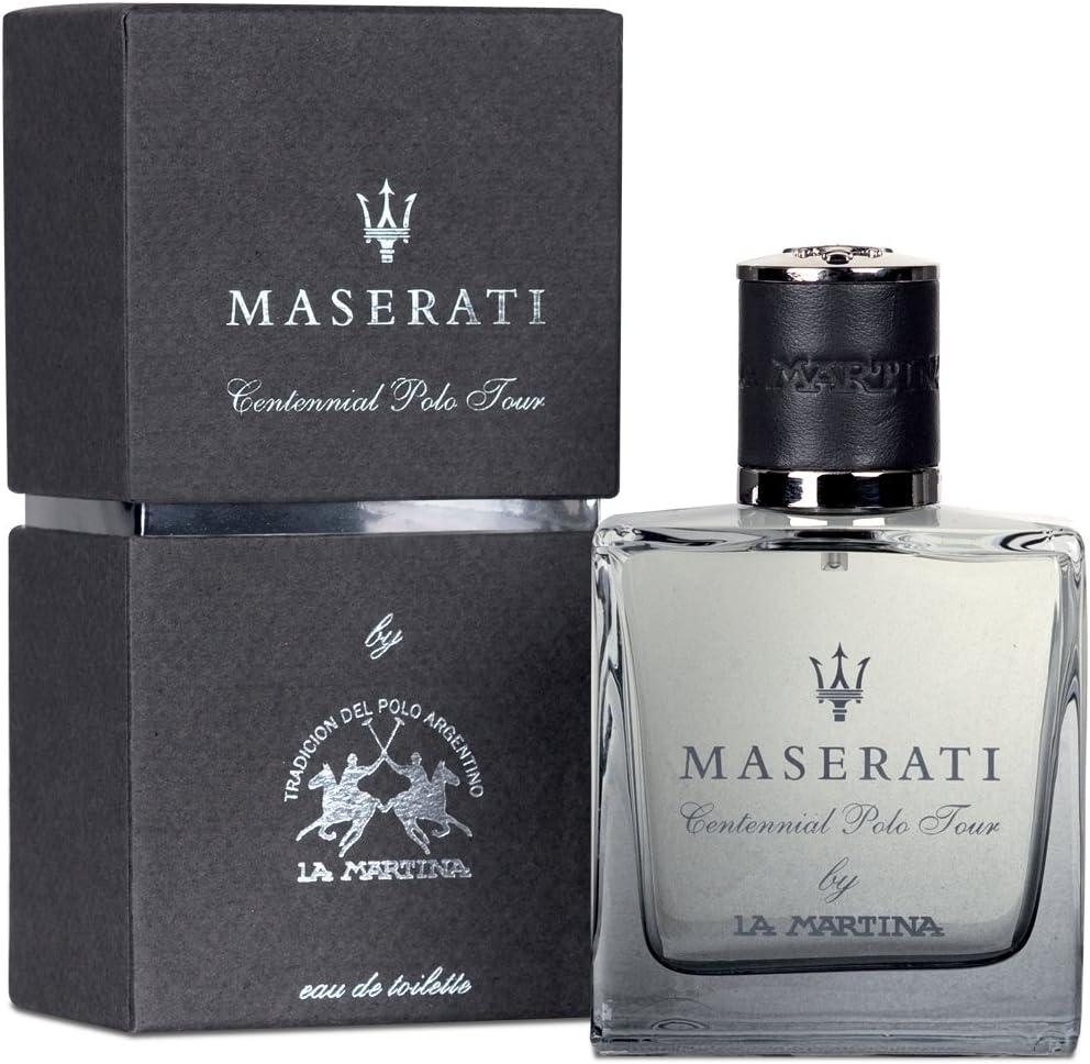 Maserati By la Martina Centennial Polo Tour EDT 100ml Vapo