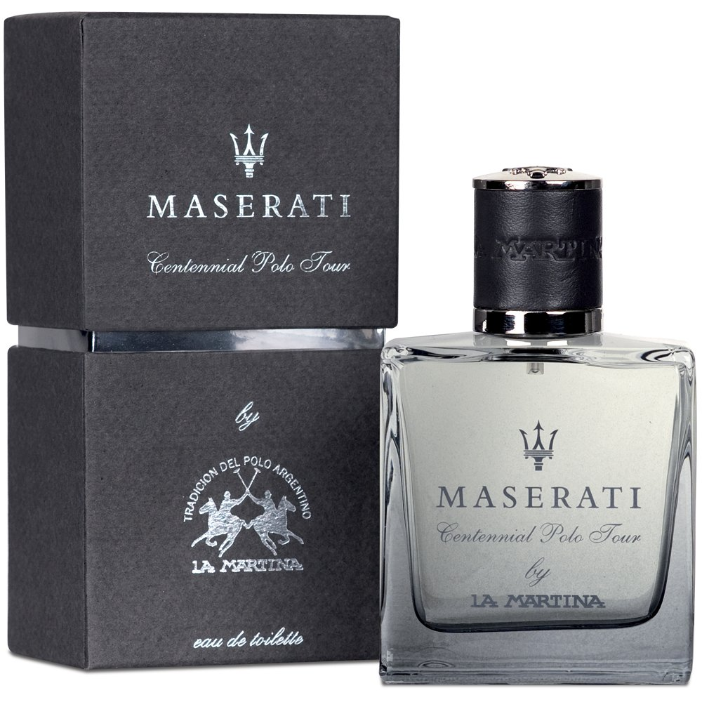 MASERATI CENTENNIAL POLO TOUR EDT 100ML: Amazon.es: Salud y ...