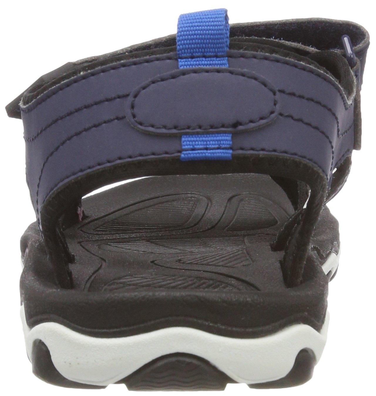 Hummel Kids Sport Sandals, Peacoat, 64-515-7666 (2.5 US) by Hummel (Image #2)