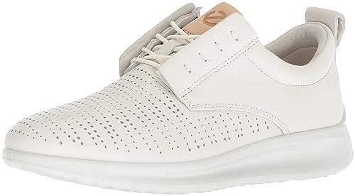 ECCO Aquet, Zapatos de Cordones Brogue para Mujer: Amazon.es: Zapatos y complementos