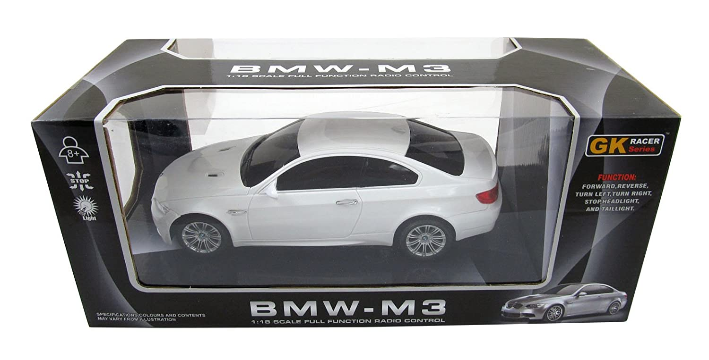 Bmw M3 Series Remote Control Rc Sports Car 1 18 Scale