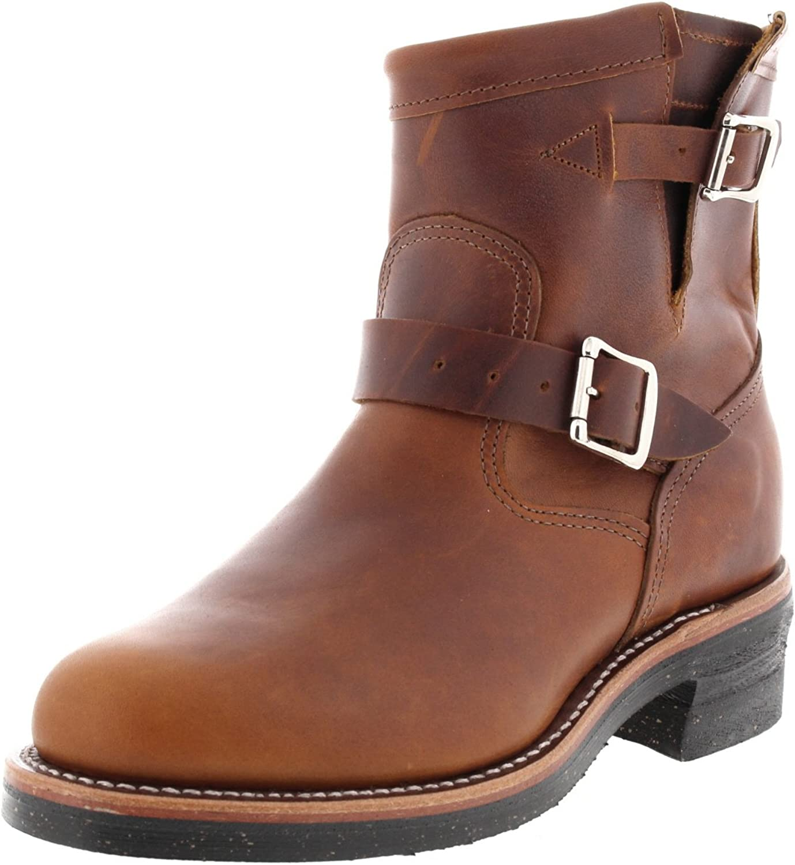 7 Inch Engineer Boot