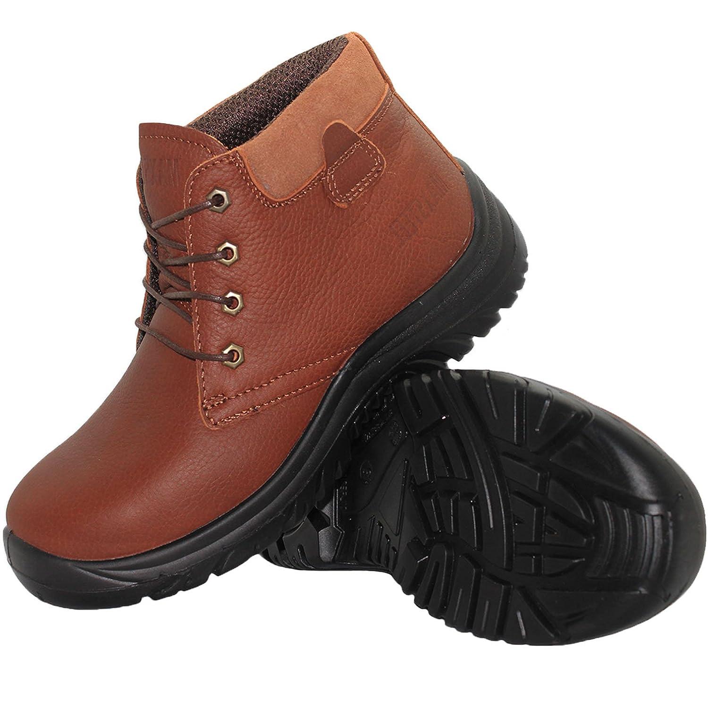 best service 6c515 9019a Max Steel Mens Ultra Lightweight Steel Toe Cap Work Boots ...