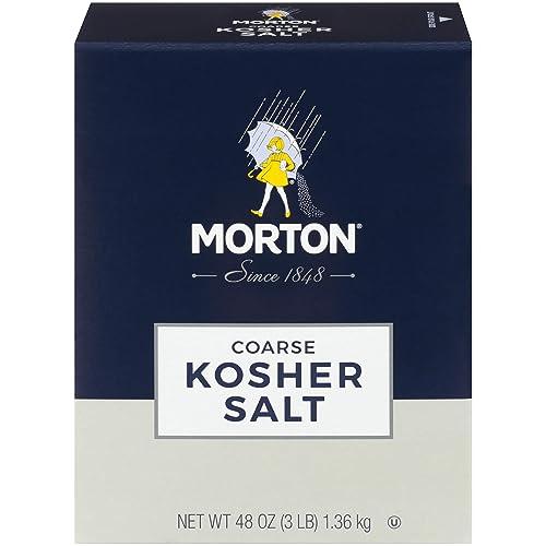 Morton Kosher Salt, Coarse