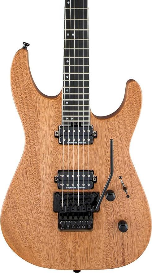 Jackson Pro Serie Dinky DK2, Natural Okoume guitarra eléctrica