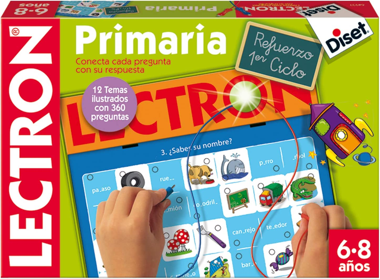 Diset - Lectron Primer Ciclo de Primaria, Juguete Educativo 64937