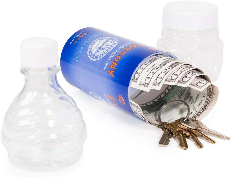 Aquafina Botella de agua fuerte puede Secret contenedor oculta Desviación escondite, Nueva