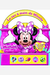 MINNIE - LE SAC A MAIN DE MINNIE (LES MUSI-LIVRES (16)) (French Edition) Paperback