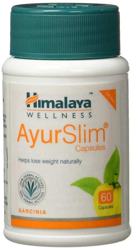Himalaya Wellness Ayurslim Capsules Weight Management 60 Capsules