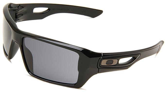 77698313c8 Oakley Eyepatch 2 Sunglasses Polished Black Grey  Oakley  Amazon.co ...