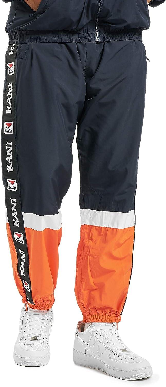 Karl Kani Retro Tape - Pantalones de Deporte para Hombre Azul XXL ...