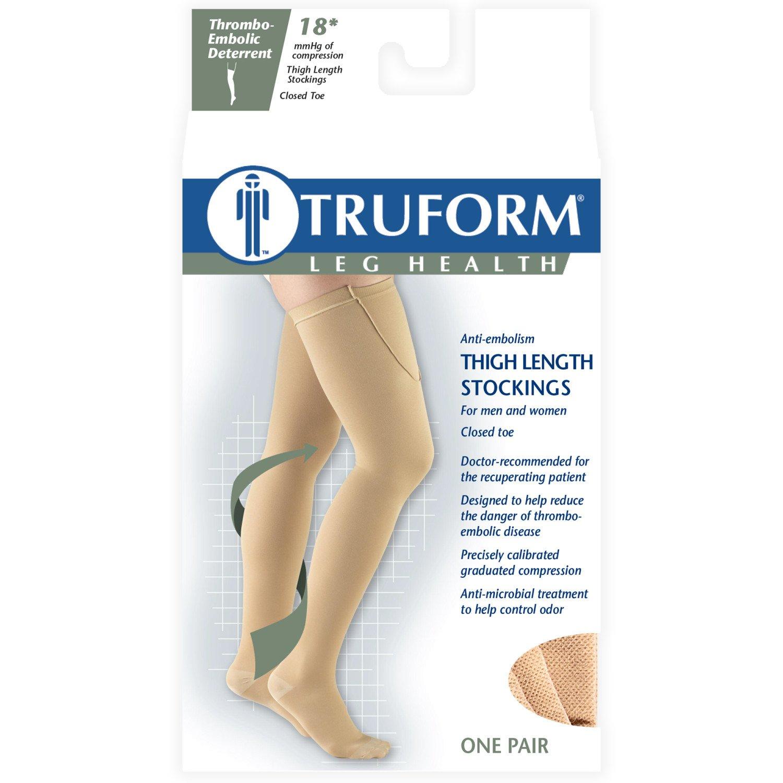 75ed0127d Amazon.com  Truform Anti-embolism Stockings