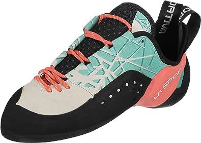 La Sportiva Kataki Woman, Zapatos de Escalada Mujer: Amazon ...
