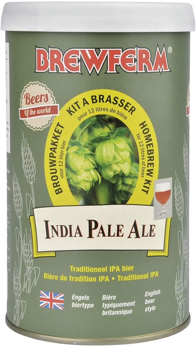 Kit Cerveza India Pale Ale