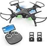 Drone with Camera 1080P HD, Toss to Launch RC Drone for Kids/Adults with Smart APP Trajectory Flight Altitude Hold One…