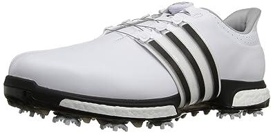 official photos 8de33 0329f adidas Men s Tour360 Boa Boost Golf Cleated, FTWR White Core Black Dark  Silver