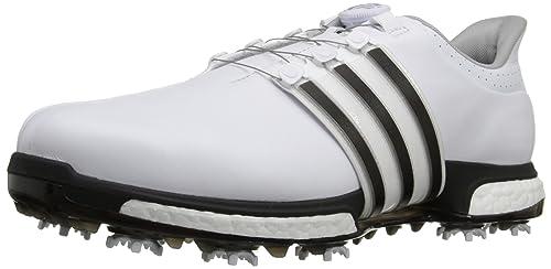 adidas männer tour360 boa steigern ftwr golf geschichteten, weiße / kern schwarz