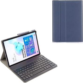 Funda para teclado Samsung Galaxy Tab S6 10.5, Galaxy Tab S6 ...