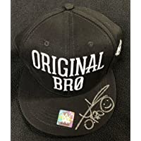 $139 » Matt Riddle Signed WWE NXT Original Bro Snapback Hat Broserweights - Autographed UFC Miscellaneous Products