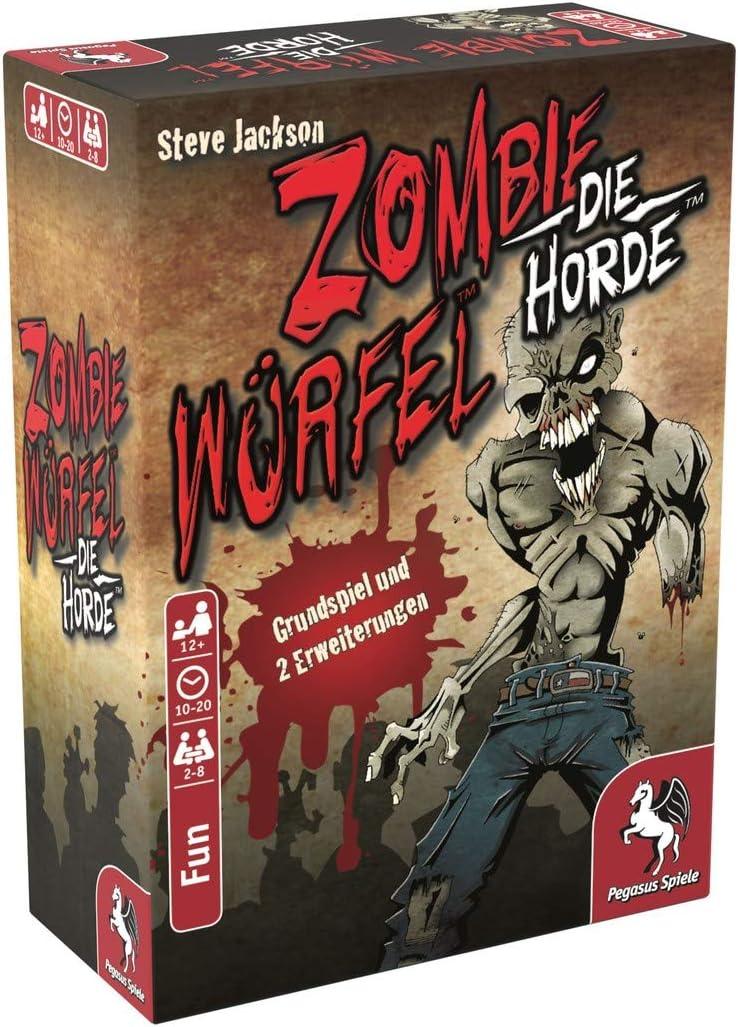 Zombie Würfel – Die Horde