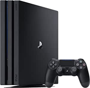 PlayStation 4 Pro 1TB Console Black