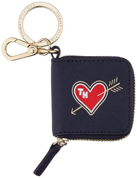 Tommy Hilfiger - Honey Keyfob Heart, Llaveros Mujer, Blau ...