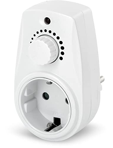 Enchufe con regulador de 230 V – para LED Bombilla Halógena – Max.