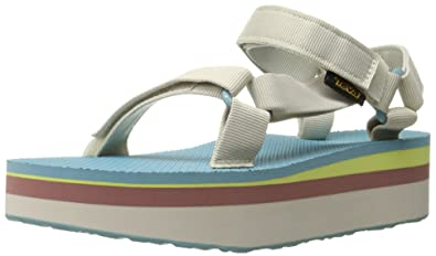 b2815f40f39b Teva Women s W Flatform Universal Retro Sandal