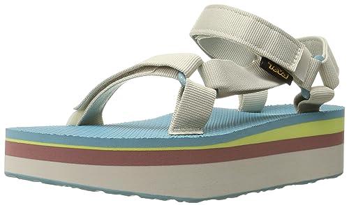 ceba43fa1abe42 Teva Women s W Flatform Universal Retro Sandal