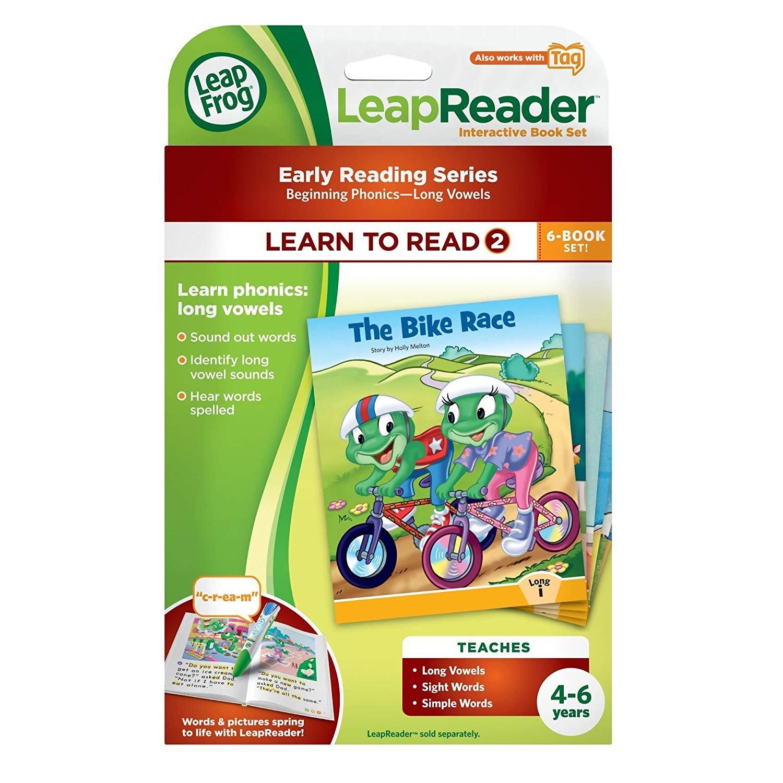 LeapFrog LeapStart, Leapfrog LeapReader Reading and Writing System, Leapfrog LeapReader Learn to Read Volume 2, Leapfrog LeapReader Books, Leapfrog Pen, Reading Kit, Learning Kit by LeapFrog LeapStart (Image #9)