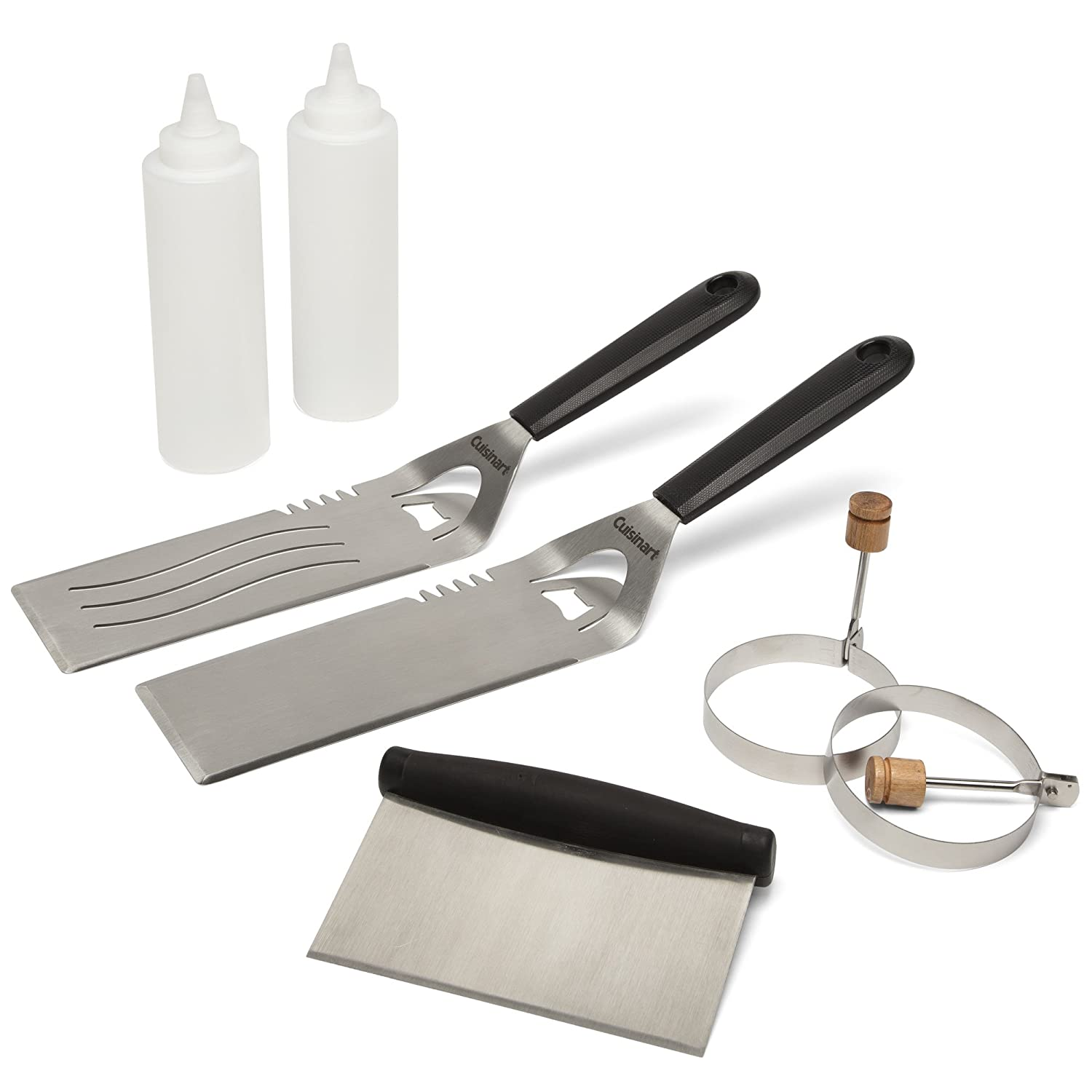 Cuisinart (CGS-507) 7-Piece Griddlin' Kit