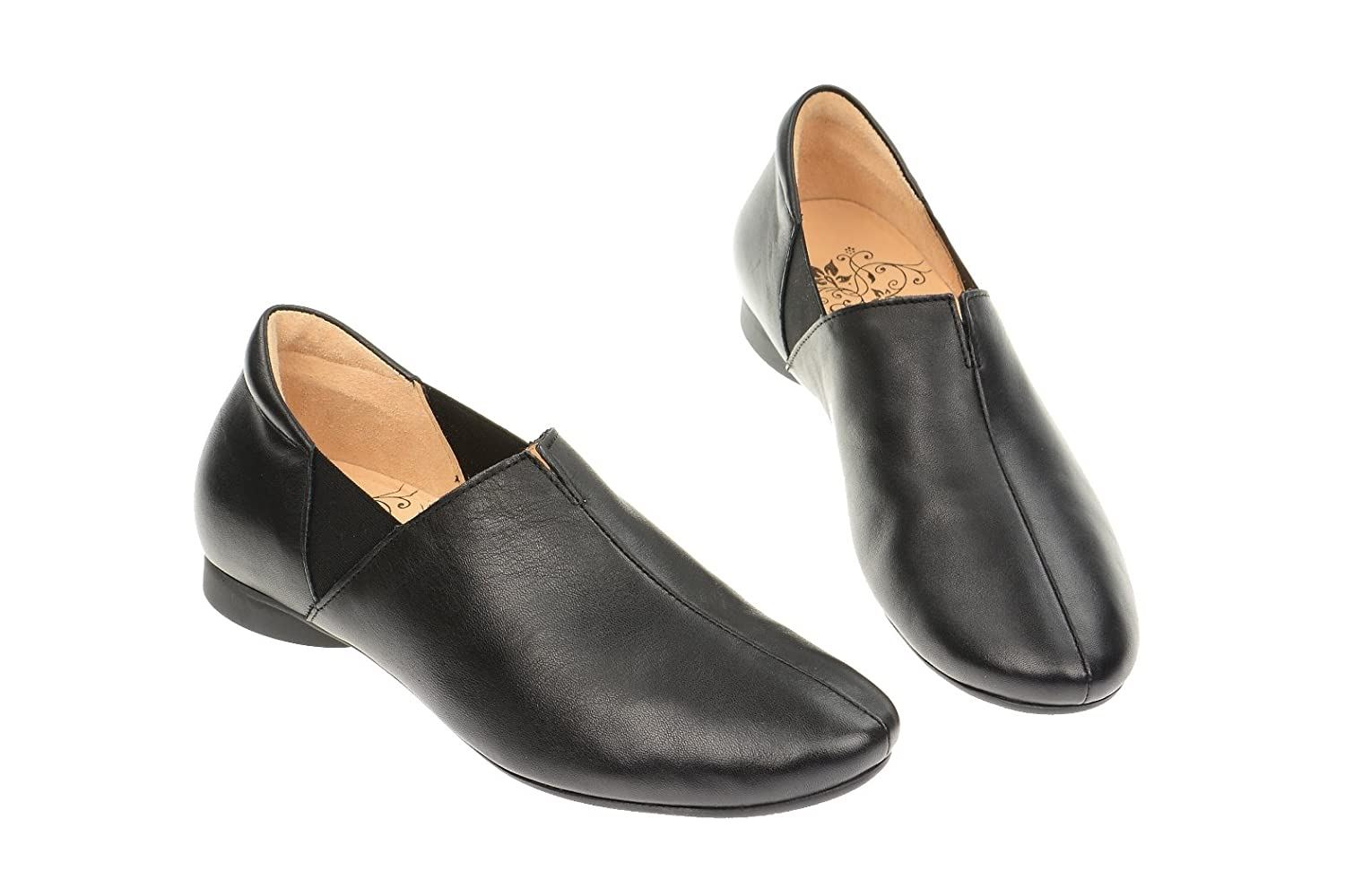 83794 Damen Guad Coupe Slipper 00 Schwarz Fermées Think 3 X5qdwX