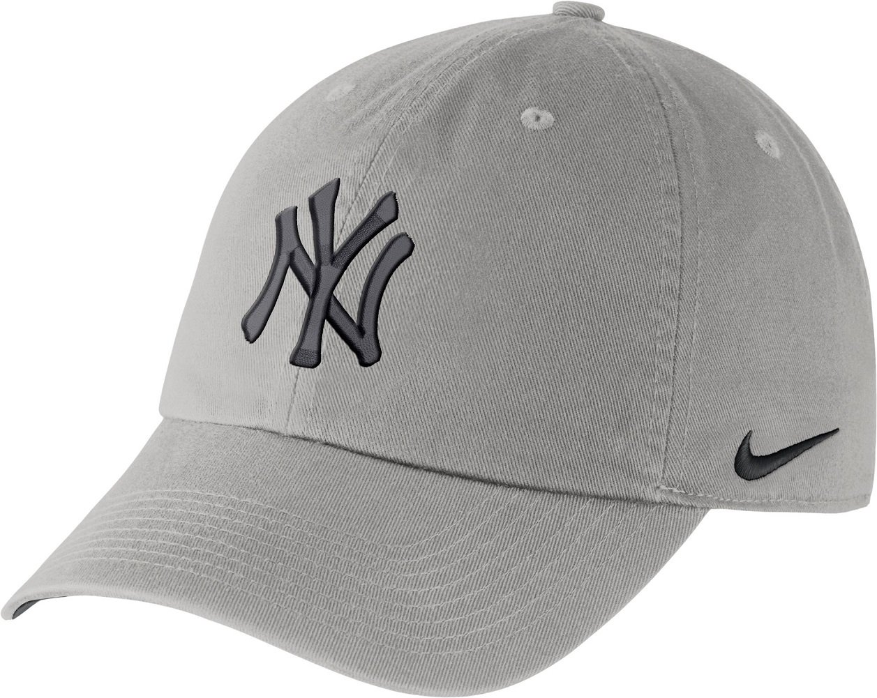 5492ed4860 Nike Men s New York Yankees Dri-Fit Classic99 Adjustable Hat One Size  Grey Midnight  Amazon.ca  Sports   Outdoors