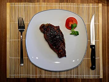 Compra LAMINADO 31 x 24 Póster: carne carne carne comer ...