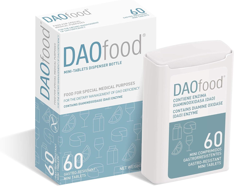 DAOfood - Manejo Dietético del Déficit de DAO/Intolerancia a ...