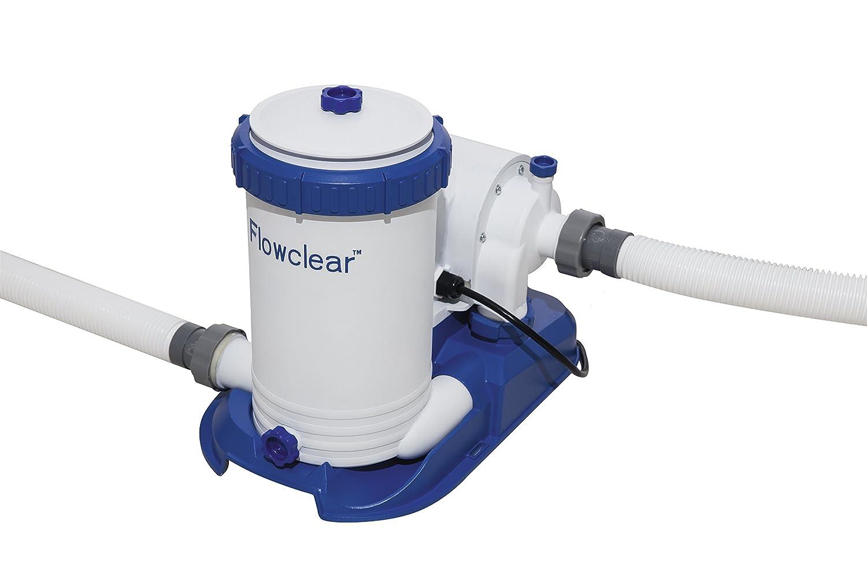 Bestway 58392E Flowclear 2,500 Pool Filter Pump