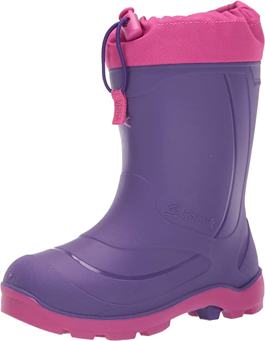 Snow Boot with Removable Liner